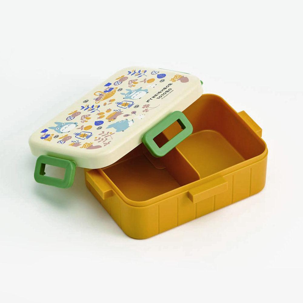 Skater|龍貓便當盒 保鮮餐盒 650ML-秋果豐收野餐趣