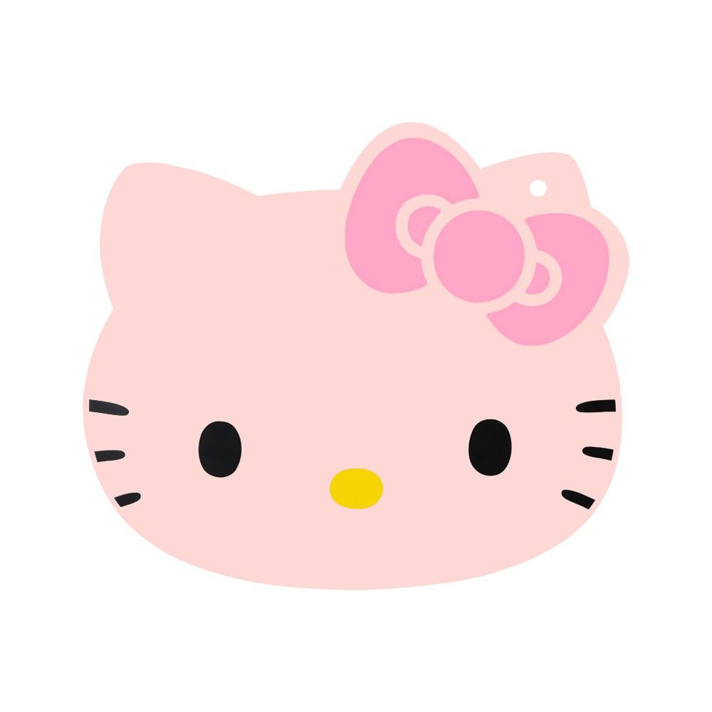 KYOCERA京瓷 Hello Kitty凱蒂貓 多功能切菜板 抗菌砧板 粉色限定款