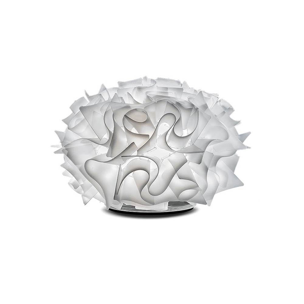 SLAMP|VELI TABLE Ø32 桌燈(透明)