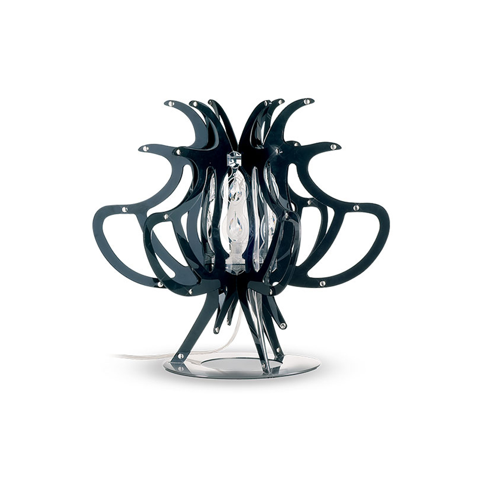 SLAMP|COMODINA桌燈(黑)