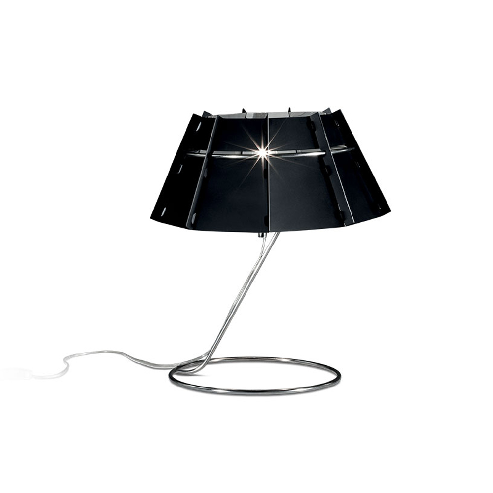 SLAMP|CHAPEAU TABLE 桌燈(黑)