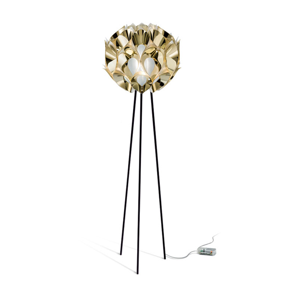 SLAMP|FLORA 立燈(金)
