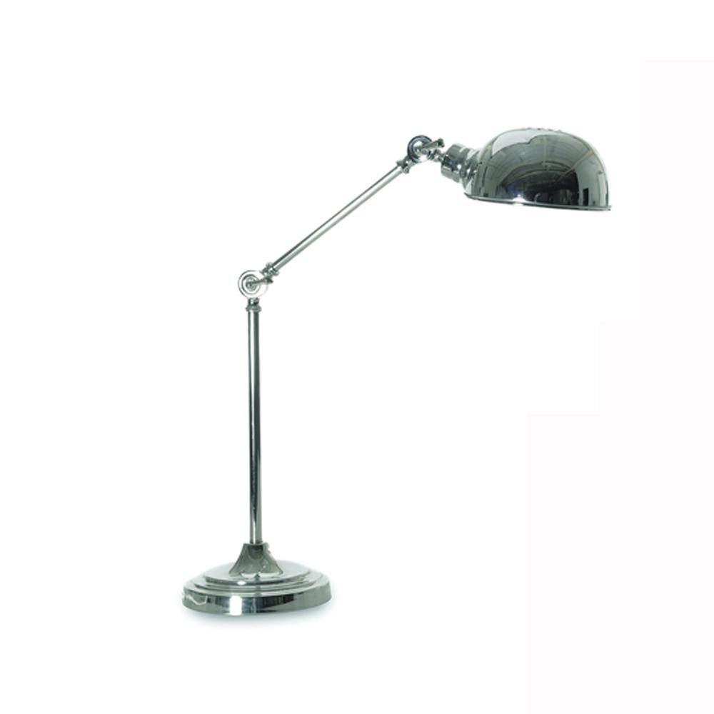 MARKSLOJD|PORTLAND 波特蘭復古桌燈(銀色)