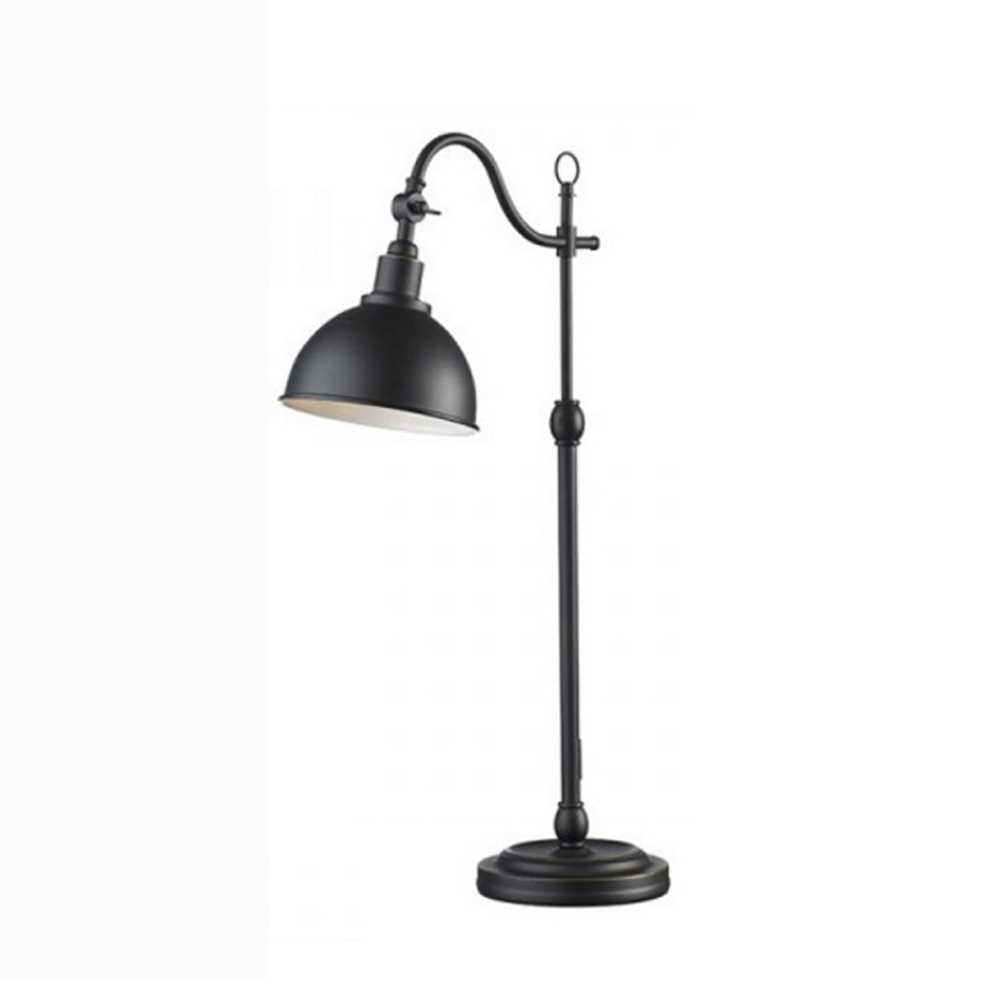 MARKSLOJD|EKELUND 復古黑黃銅桌燈(MG-104345)