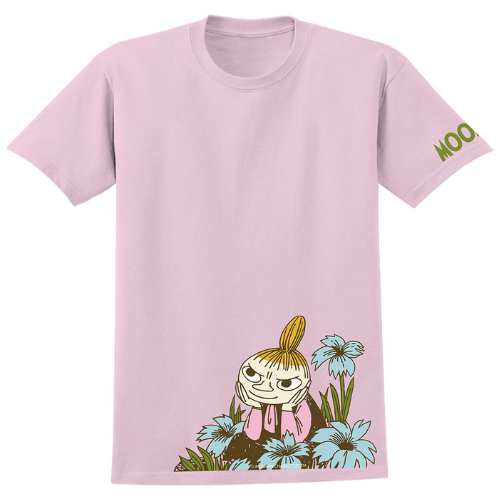 (複製)YOSHI850|Moomin嚕嚕米正版授權:T恤【Moomin花園】成人短袖 T-shirt
