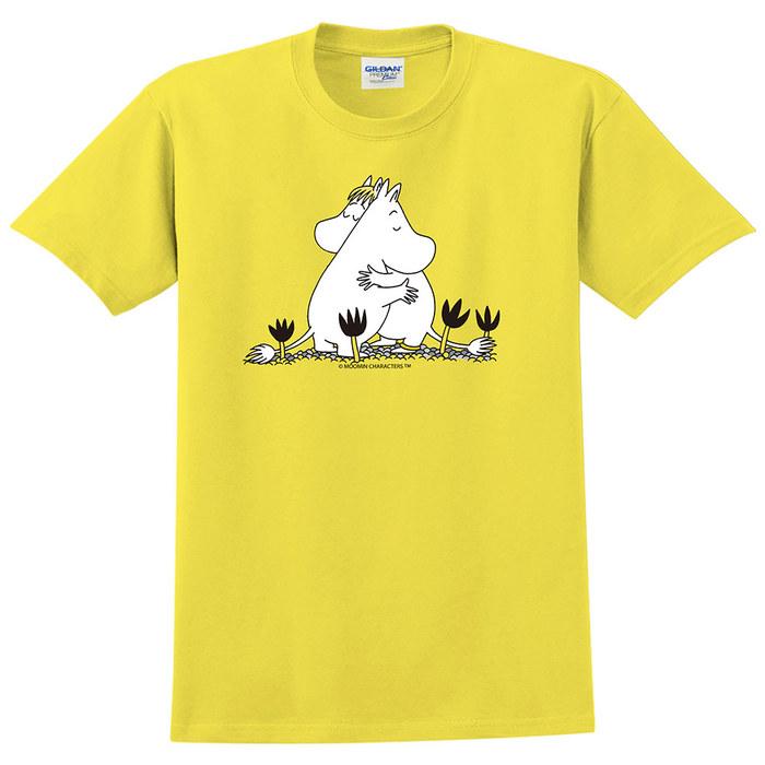 (複製)YOSHI850|Moomin嚕嚕米正版授權:T恤【神秘的魔法帽】成人短袖 T-shirt
