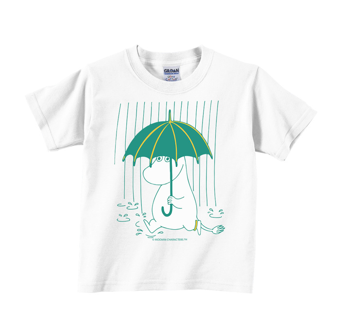 (複製)YOSHI850|Moomin嚕嚕米正版授權:T恤【The Moomins】兒童短袖 T-shirt