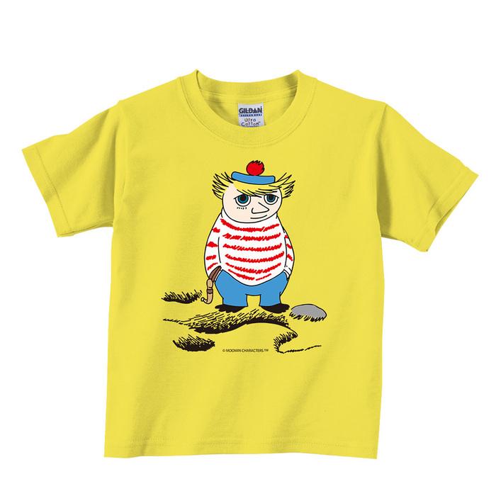 (複製)YOSHI850 Moomin嚕嚕米正版授權:T恤【果香浴缸】兒童短袖 T-shirt