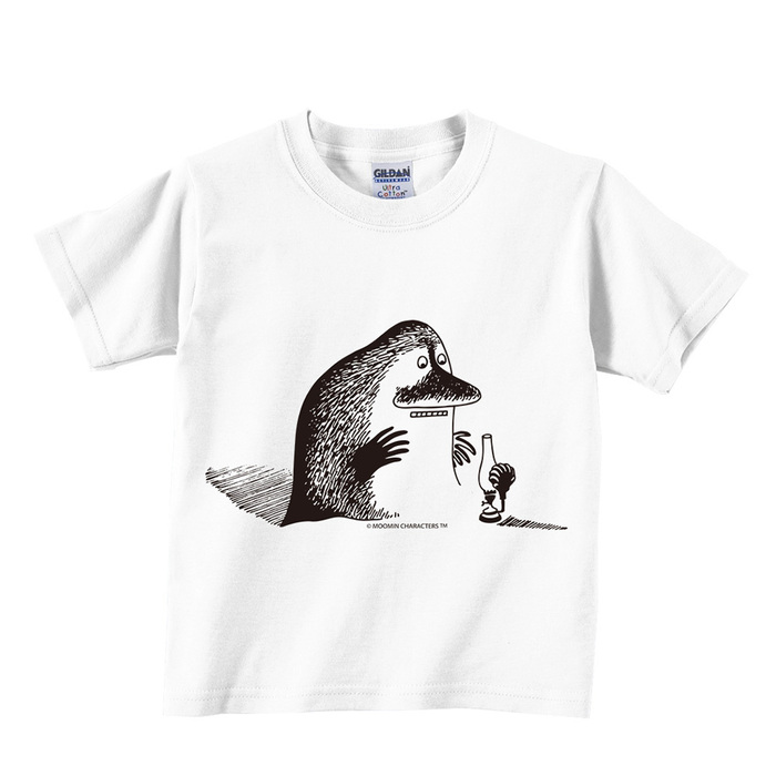 (複製)YOSHI850|Moomin嚕嚕米正版授權:T恤【獻上我的愛】兒童短袖 T-shirt
