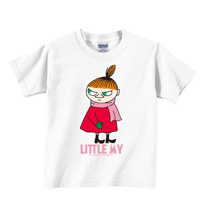 (複製)YOSHI850|Moomin嚕嚕米正版授權:T恤【花漾】兒童短袖 T-shirt