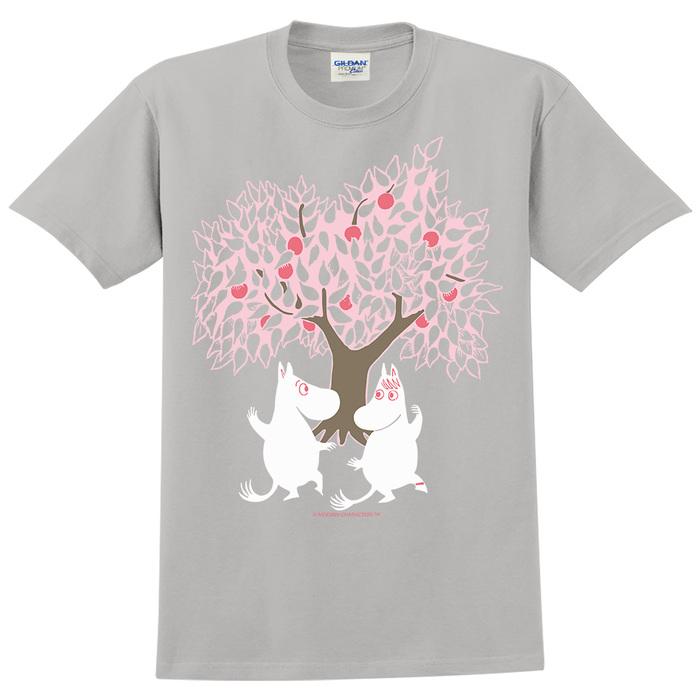 (複製)YOSHI850|Moomin嚕嚕米正版授權:T恤【哥谷】成人短袖 T-shirt