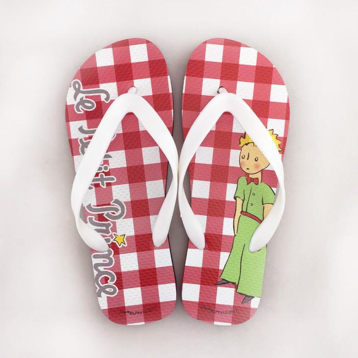 YOSHI850|小王子經典版授權:夾腳拖鞋【01】 女/男