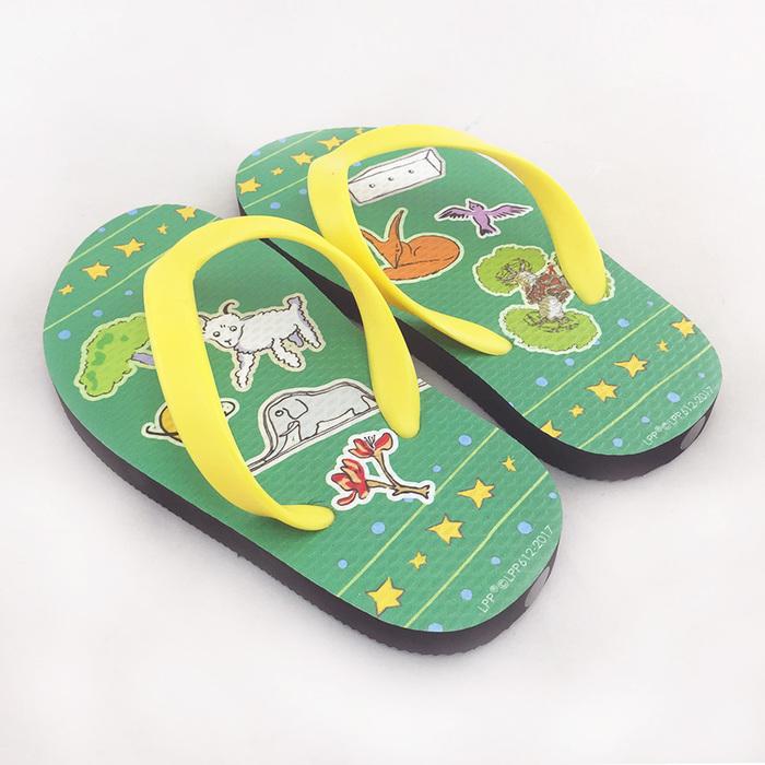 (複製)YOSHI850|小王子經典版授權:夾腳拖鞋【04】兒童