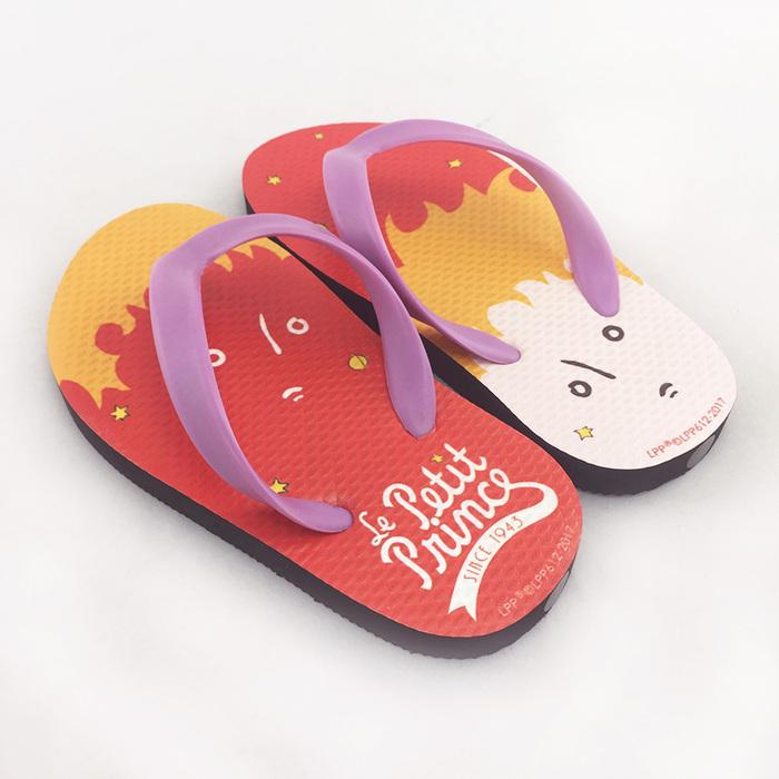 (複製)YOSHI850|小王子經典版授權:夾腳拖鞋【05】兒童