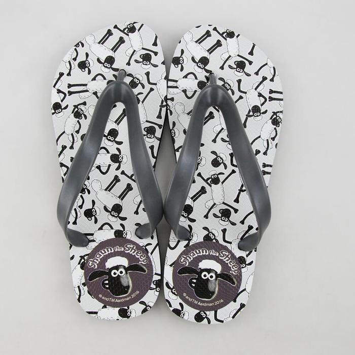 (複製)YOSHI850|笑笑羊正版授權:夾腳拖鞋【3】女/男