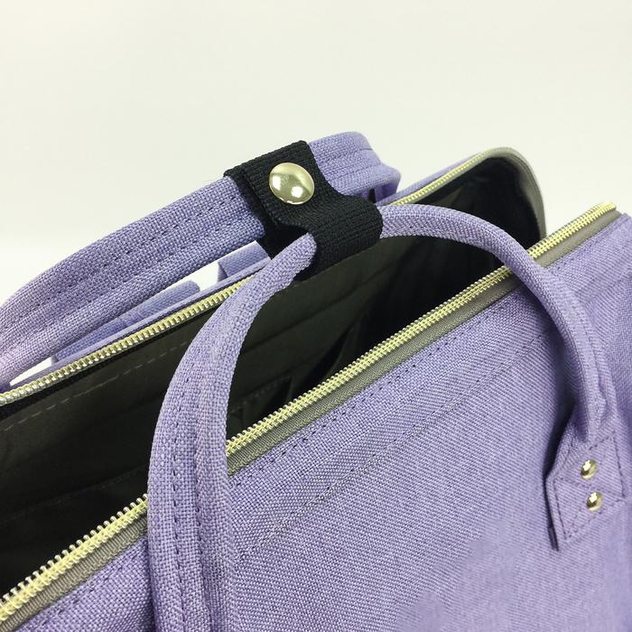 (複製)YOSHI850 小王子經典版授權:寬口後背包【磨砂紅款】