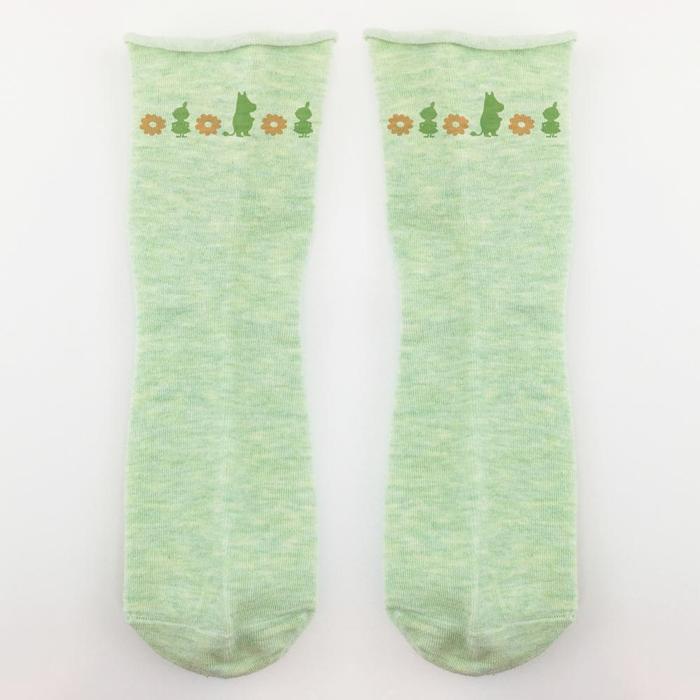 (複製)YOSHI850|嚕嚕米正版授權 - 五趾襪系列:【粉紅/麻灰/藍色3款圖】