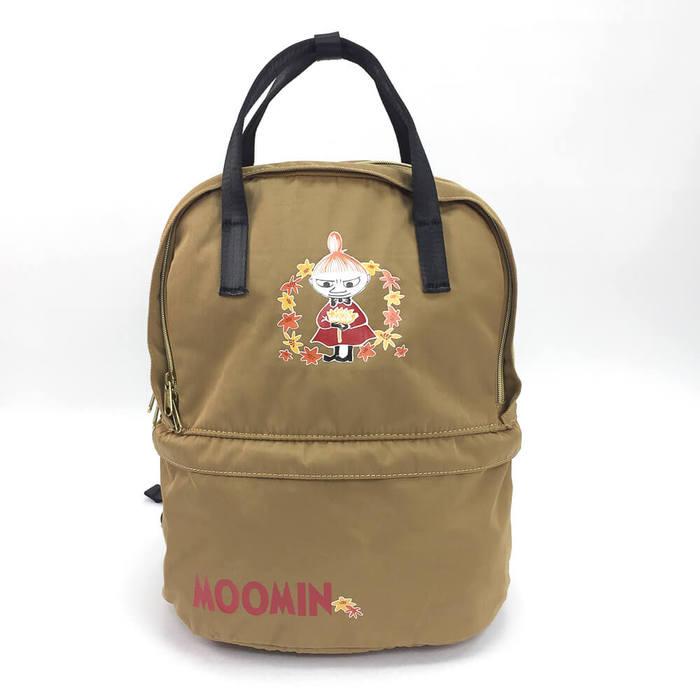 (複製)YOSHI850 小王子經典版授權:雙層後背包【卡其】
