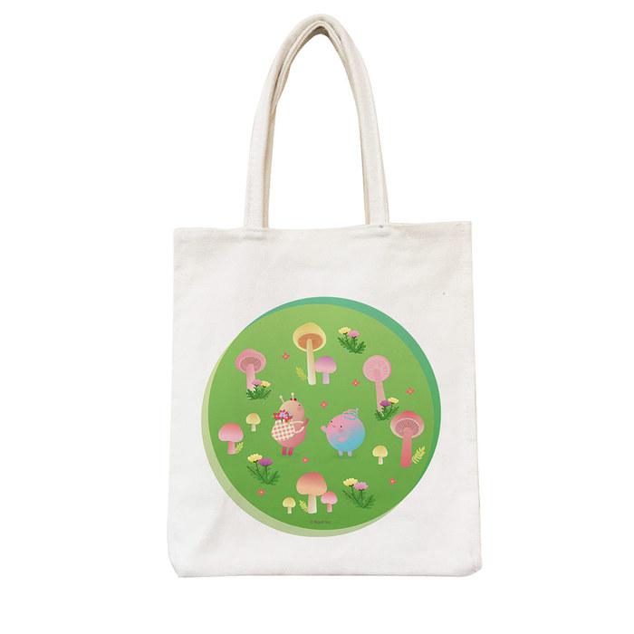 (複製)YOSHI850|Moomin嚕嚕米正版授權:野餐包【14 愛慕 】