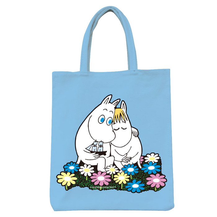 (複製)YOSHI850|小王子經典版授權:彩色野餐包【09 玻璃罩裡的玫瑰花(鐵灰)】