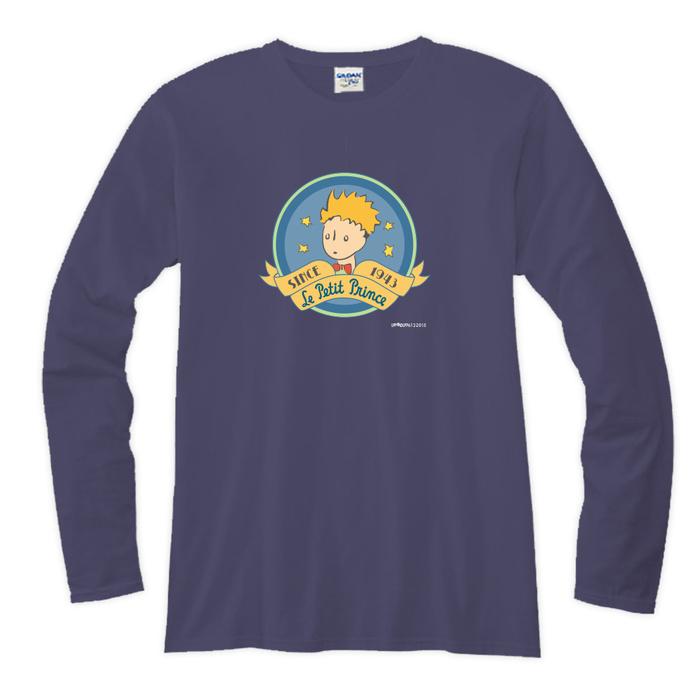 (複製)YOSHI850|小王子電影版授權【13 傻傻的小王子】長袖T-shirt (修身/中性)7種顏色