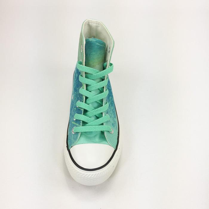 (複製)(複製)YOSHI850|新創設計師850 Collections:帆布鞋【02 粉鞋黃帶】