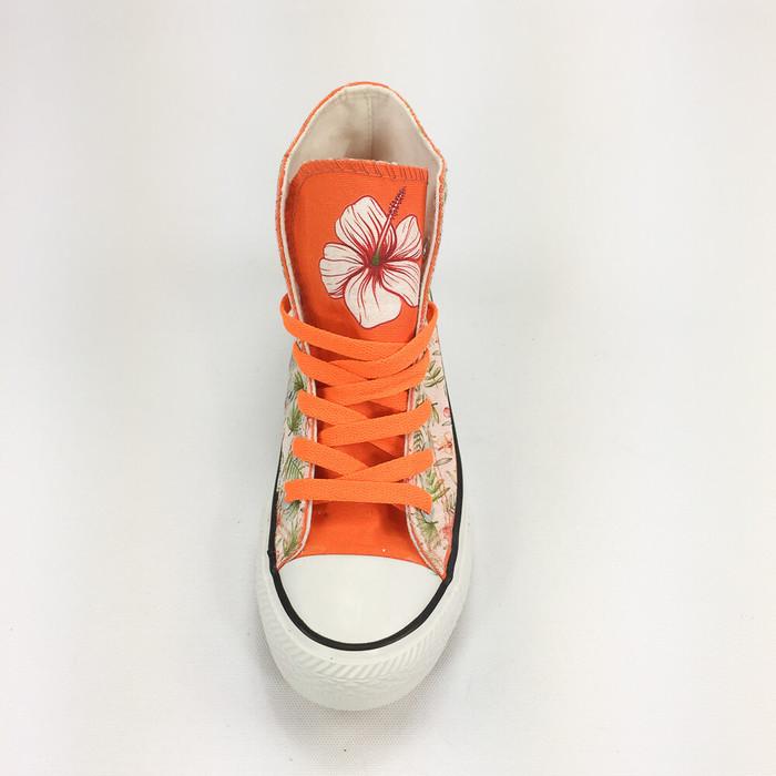 (複製)YOSHI850|新創設計師850 Collections:帆布鞋【06 藍鞋白帶】