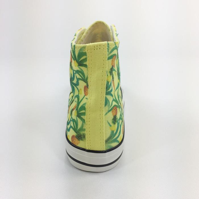(複製)YOSHI850|新創設計師850 Collections:帆布鞋【10 紫鞋紫帶】