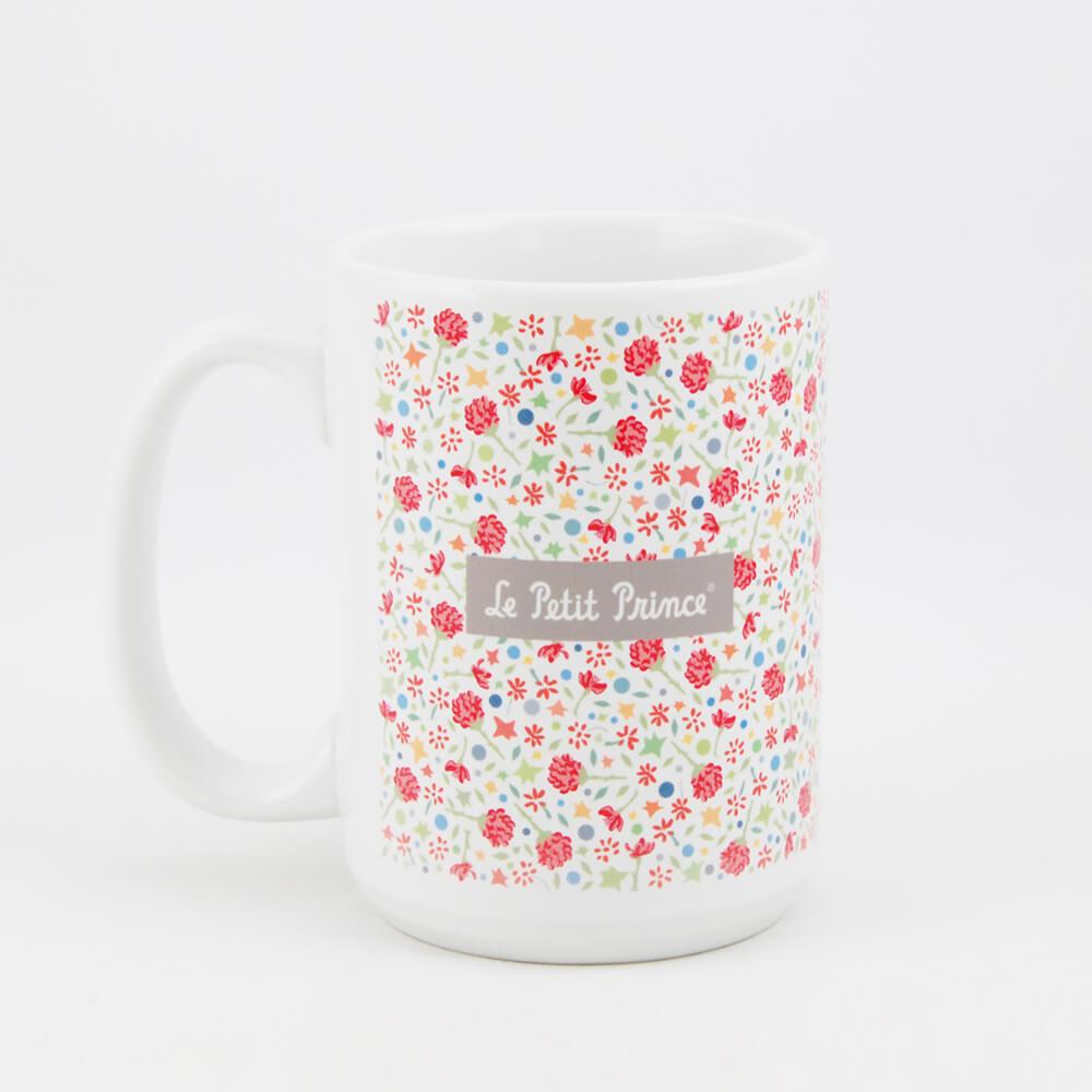 YOSHI850|小王子經典版授權-牛奶杯【花花世界的呢喃】