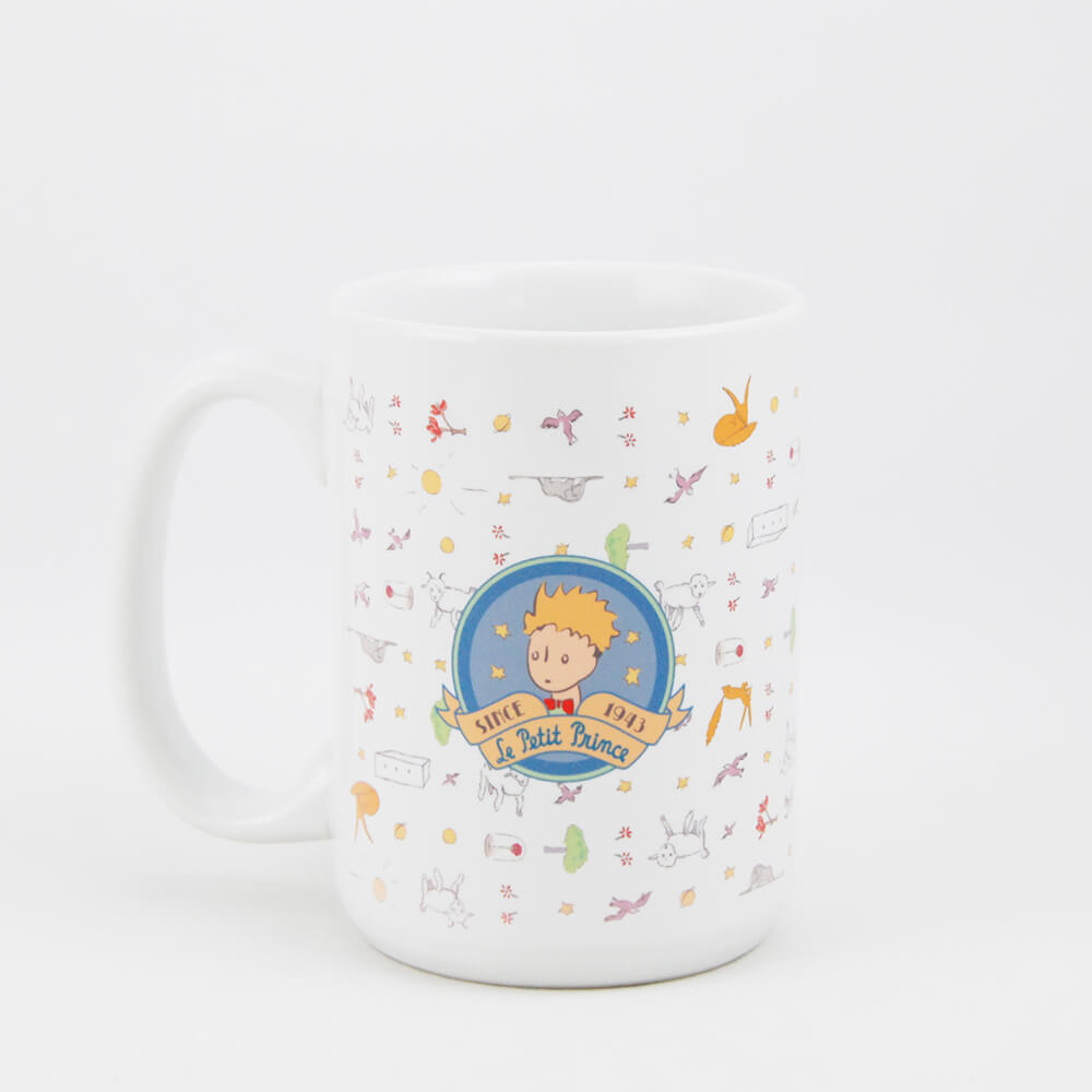 YOSHI850|小王子經典版授權-牛奶杯【小王子樂園】