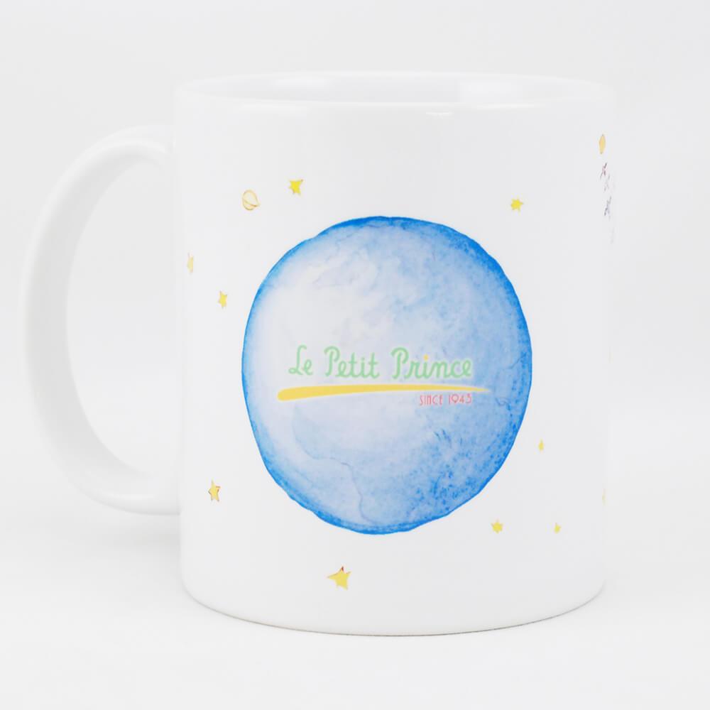 YOSHI850|小王子經典版授權-馬克杯【帶我去旅行】