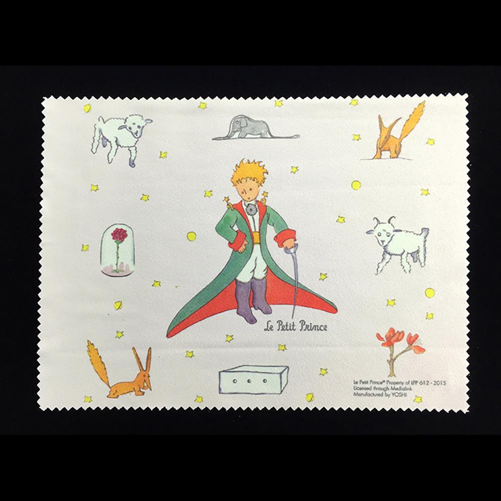 YOSHI850|小王子經典版授權系列:超細纖光學拭鏡布【溫柔的審判官】