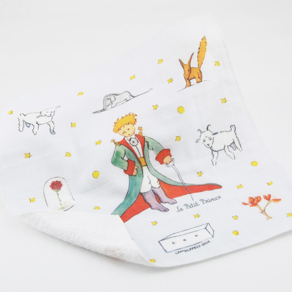 YOSHI850|小王子經典版授權:柔棉小方巾【溫柔的審判官】