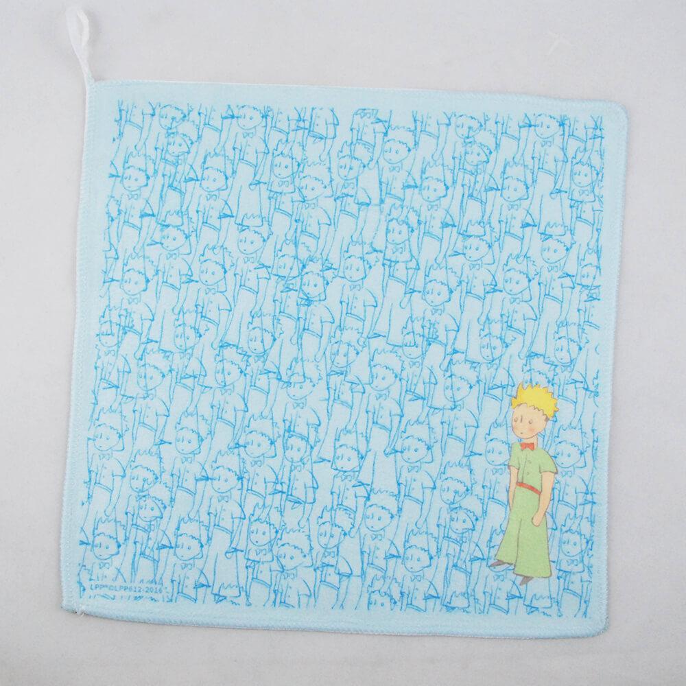 YOSHI850|小王子經典版授權-擦手巾 【傻傻的小王子】