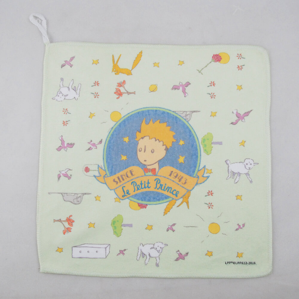 YOSHI850|小王子經典版授權-擦手巾 【小王子樂園】