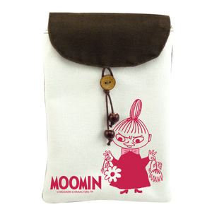 YOSHI850|嚕嚕米正版授權:手機袋【Little My】(肩背)