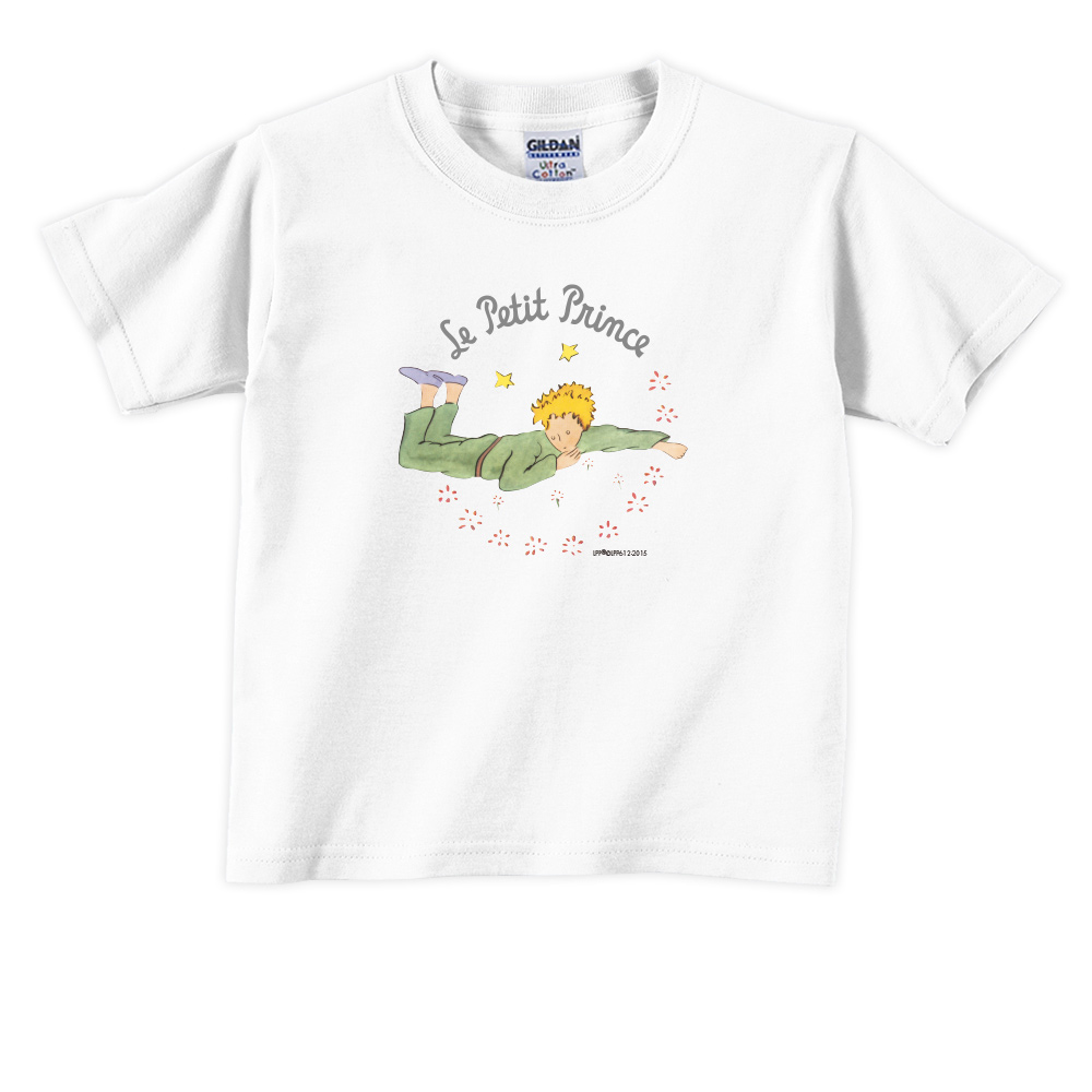 YOSHI850|小王子經典版授權【哭泣的小王子】短袖兒童T-shirt 《3色》