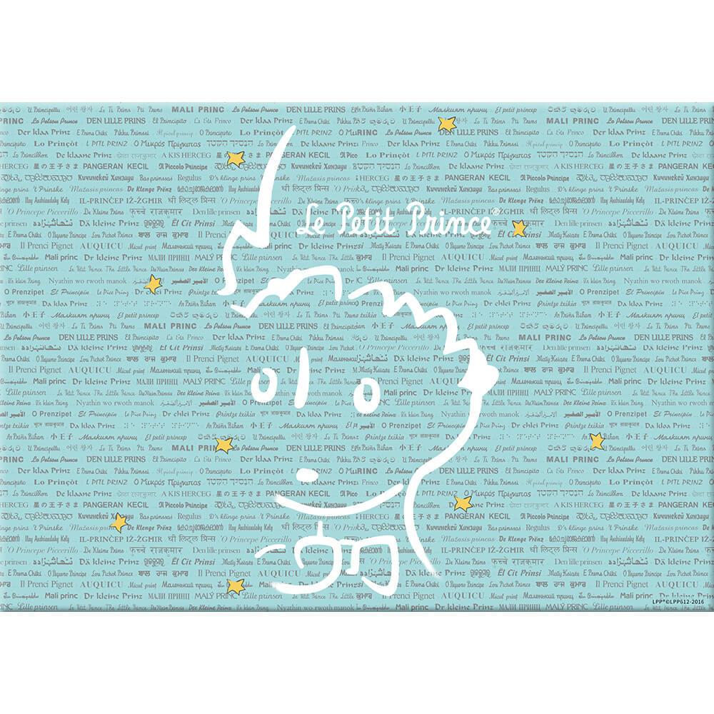 YOSHI850|小王子經典版授權:無框畫【奇怪的大人們】50×50cm/40×60cm