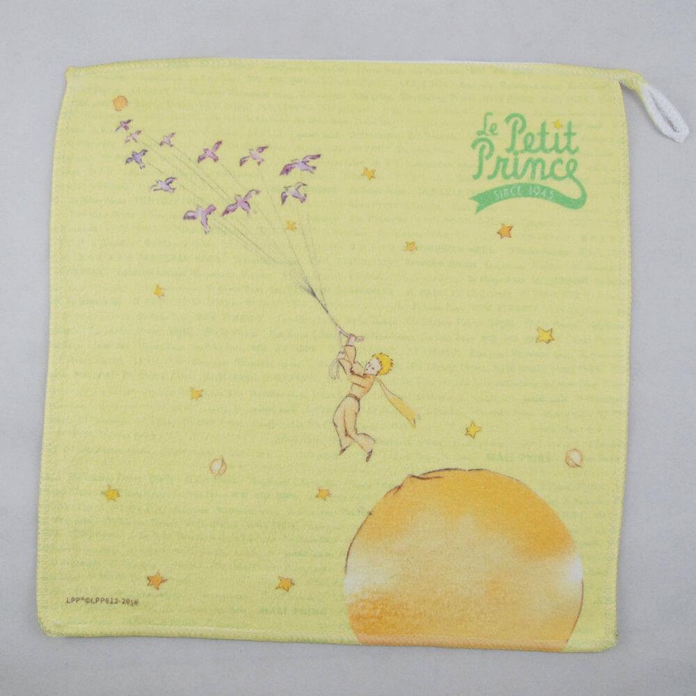 YOSHI850 小王子經典版授權-擦手巾 【帶我去旅行】