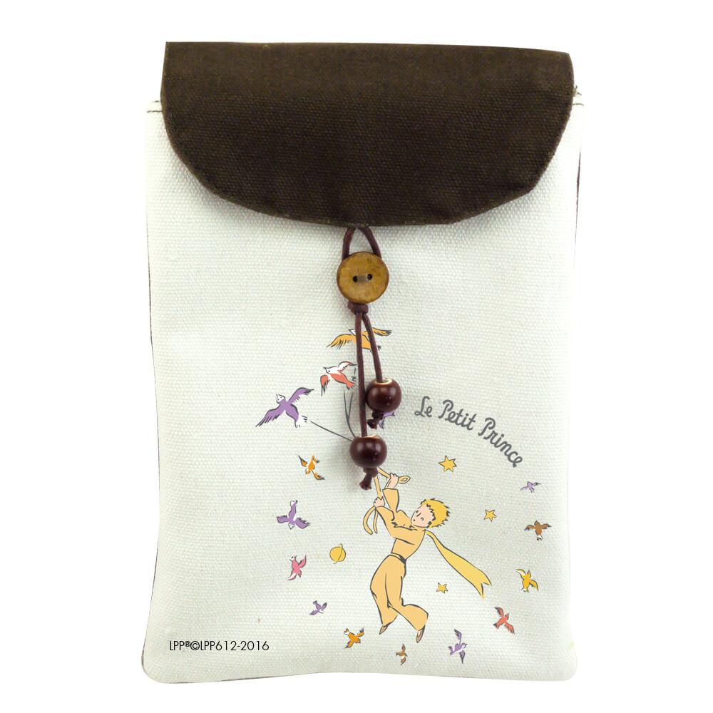 YOSHI850|小王子經典版授權:手機袋【帶我去旅行】(肩背)