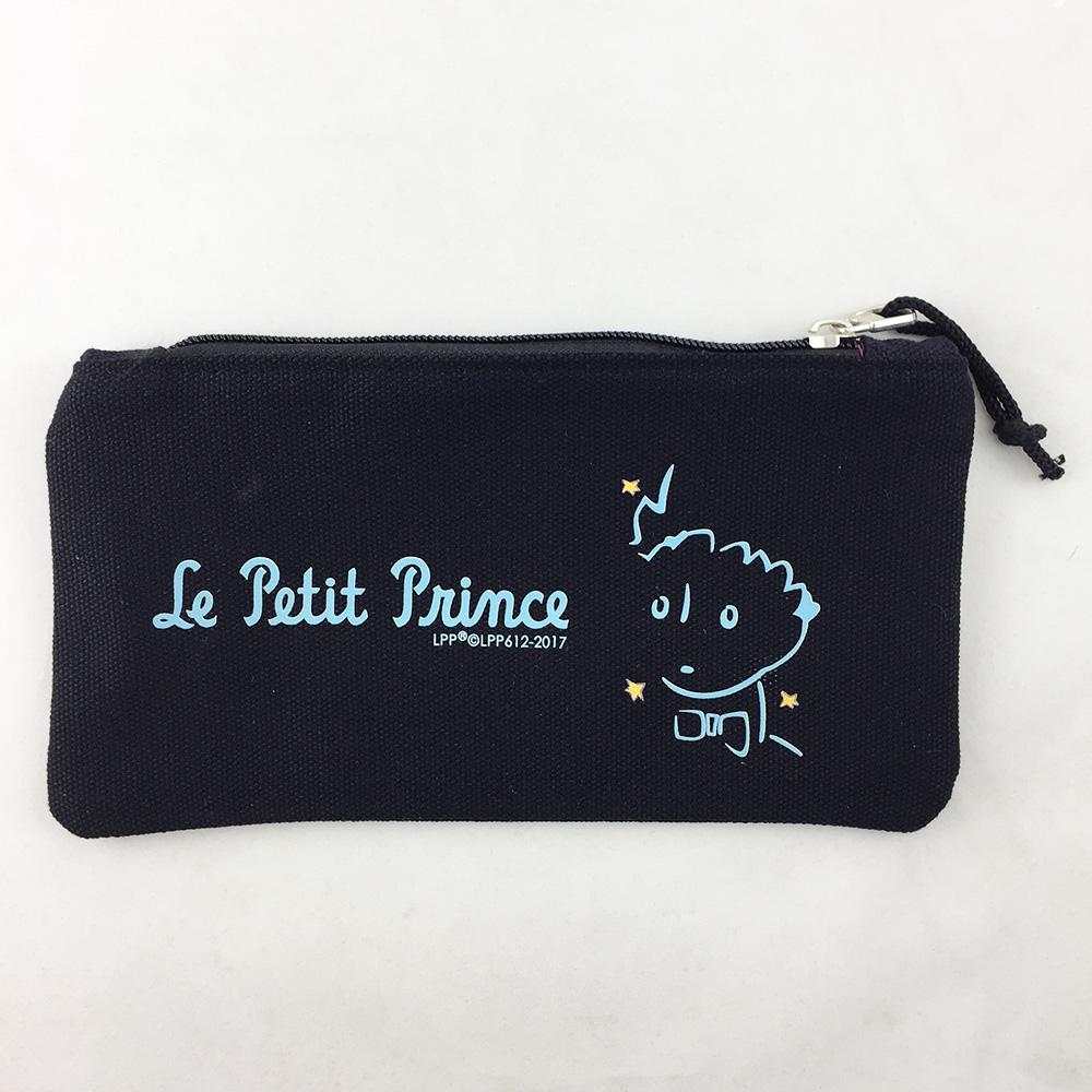 YOSHI850|小王子經典版授權:筆袋【黑】