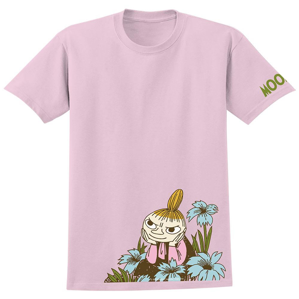 YOSHI850|Moomin嚕嚕米正版授權:T恤【期待】成人短袖 T-shirt