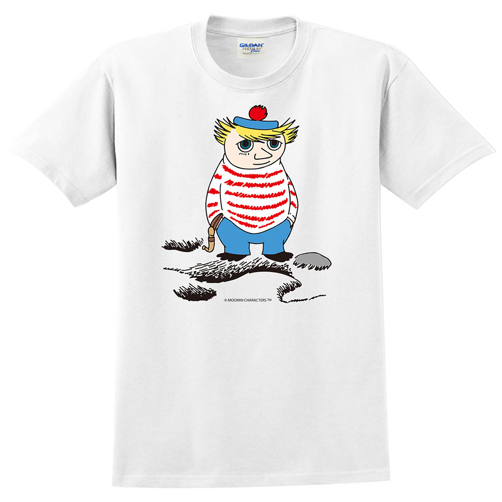 YOSHI850|Moomin嚕嚕米正版授權:T恤【迪琪】成人短袖 T-shirt