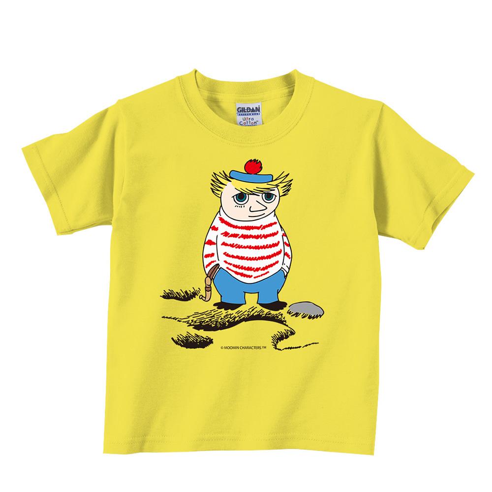 YOSHI850 Moomin嚕嚕米正版授權:T恤【迪琪】兒童短袖 T-shirt