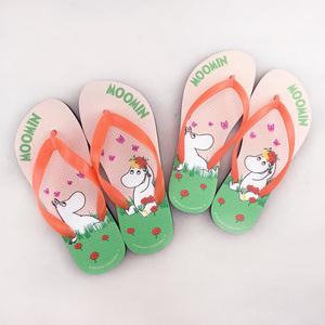 YOSHI850 Moomin嚕嚕米正版授權:夾腳拖鞋【06】女/男