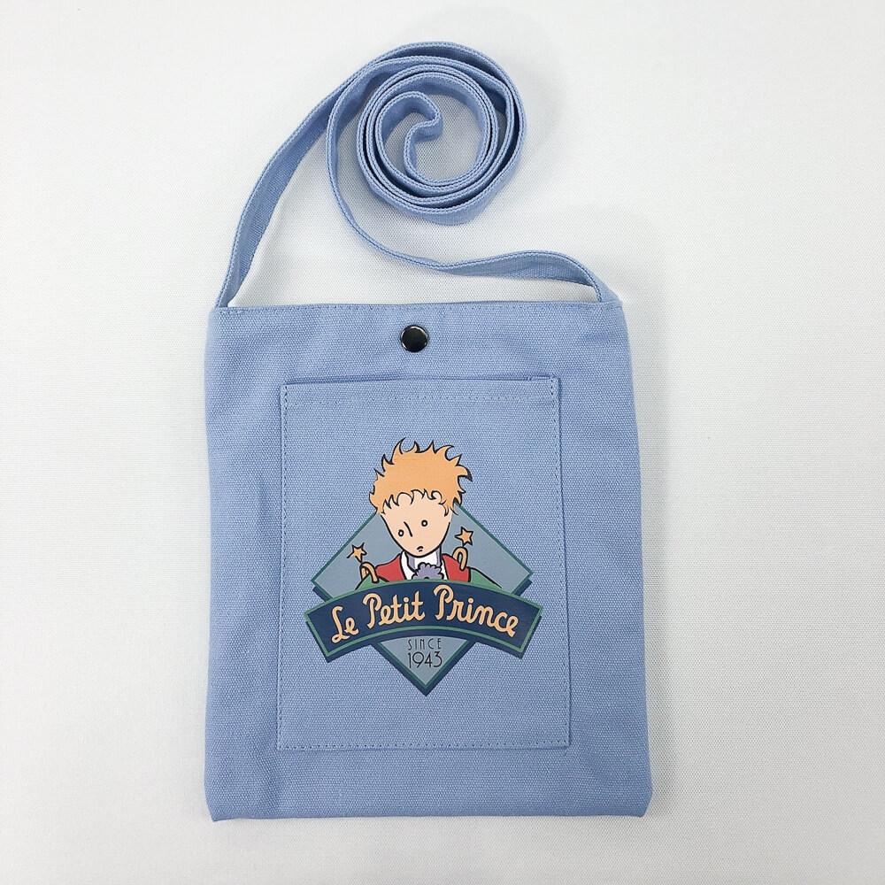 YOSHI850|小王子經典版授權:彩色手機包【01水藍】