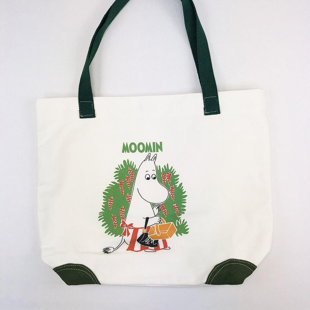 YOSHI850|嚕嚕米正版授權:船型購物包【03綠】