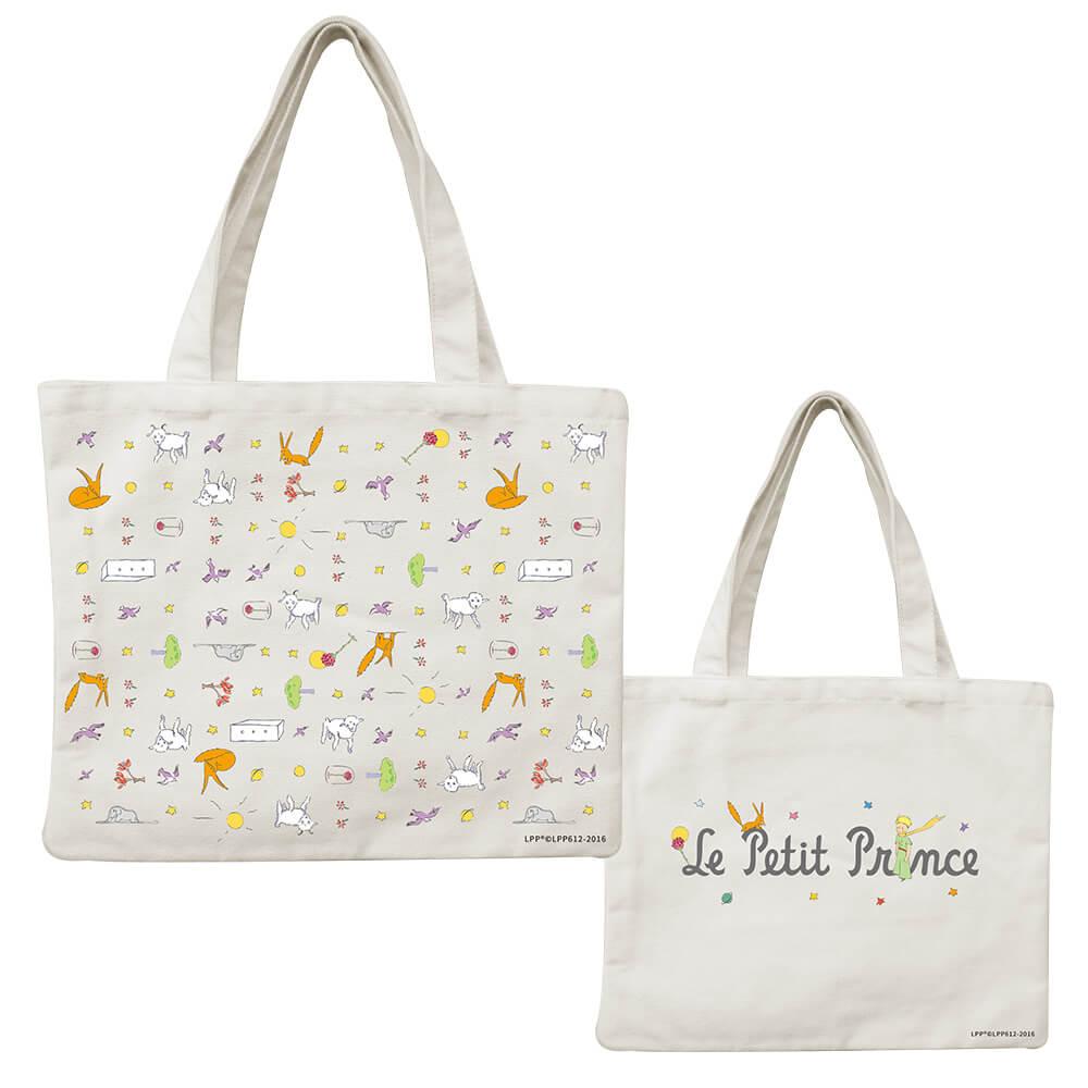 YOSHI850|小王子經典版授權系列:野餐包【02 小王子樂園 】