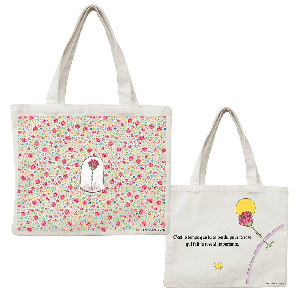 YOSHI850 小王子經典版授權系列:野餐包【06 花花世界的呢喃】