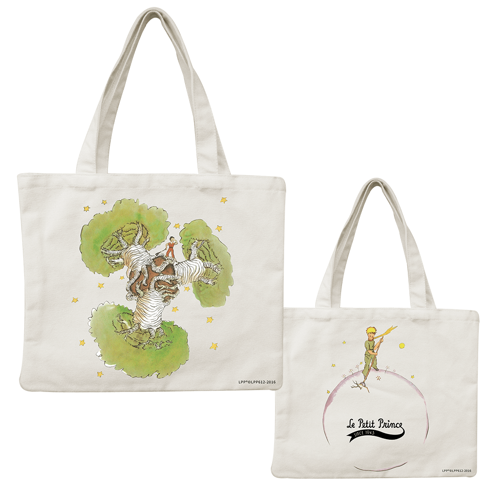 YOSHI850 小王子經典版授權系列:野餐包【08 猢猻麵包樹】